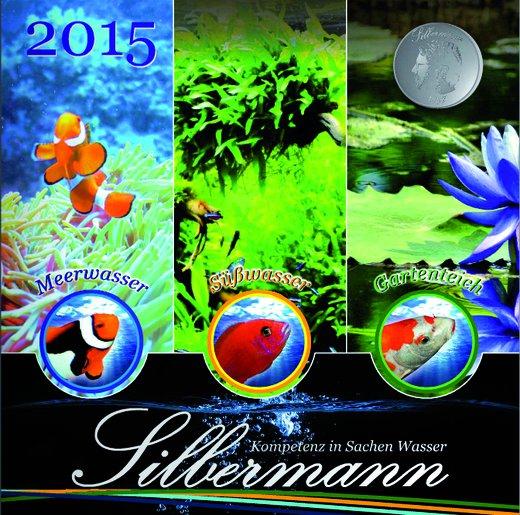 Neu aquaristik silbermann katalog ist da for Aquaristik katalog