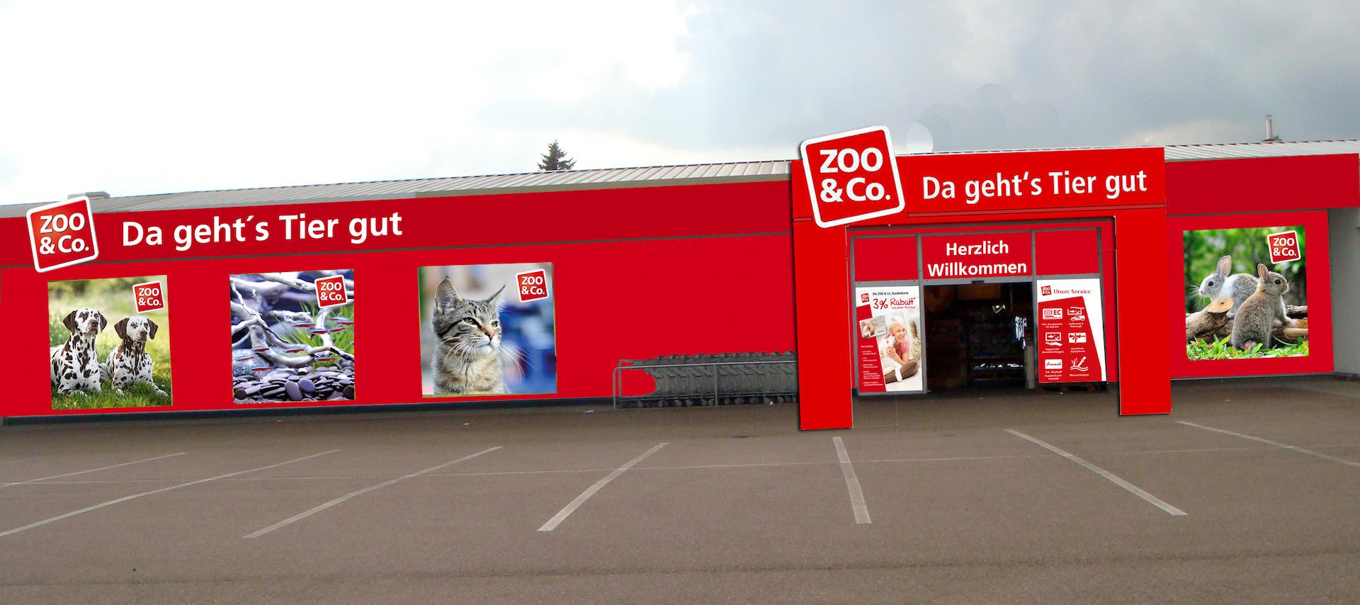 Zoo &Co.__Neuer Standort in Baden