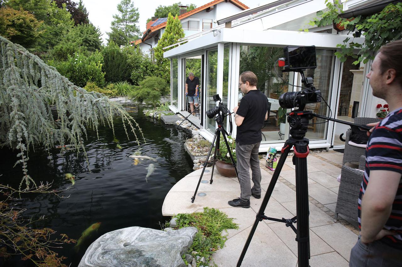 Neuer Jbl Film Jahreszeitenf Tterung F R Teichfische