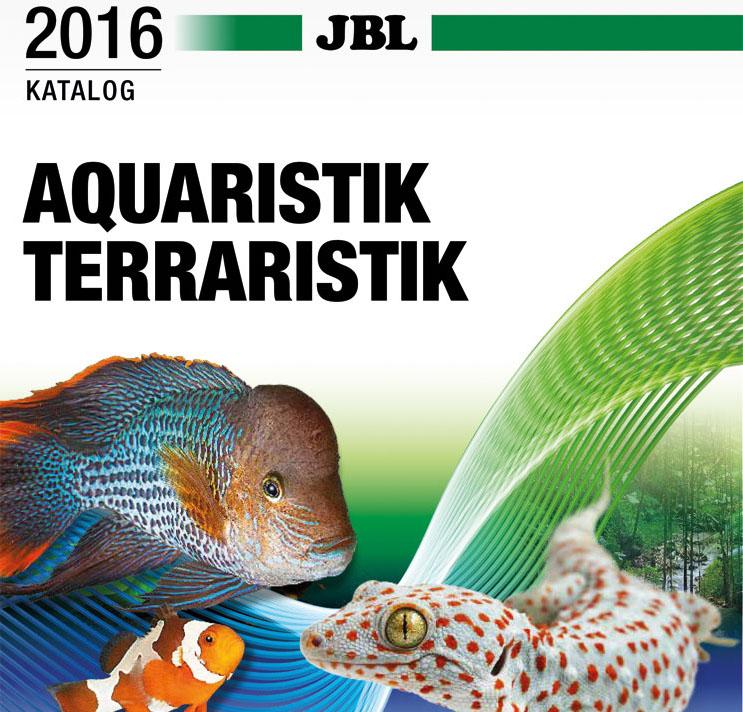 Jbl der neue aquarium terrarium katalog ist da for Aquarium katalog